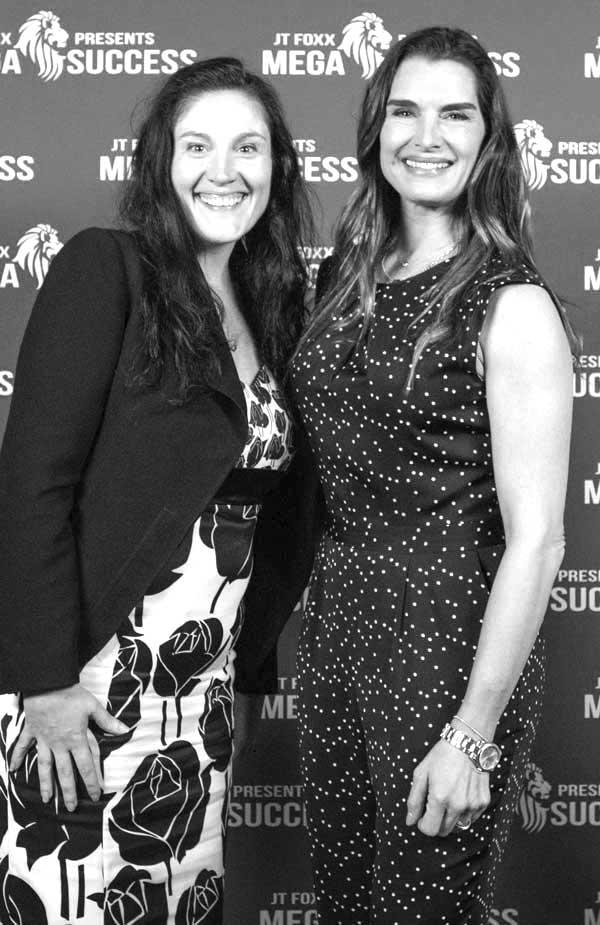 Dawn with Brooke Shields